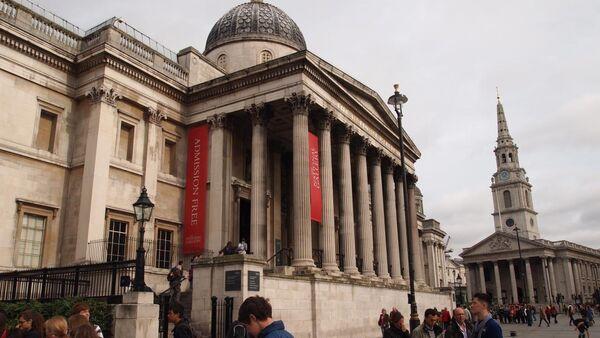 La Galería Nacional de Londres, Reino Unido (archivo) - Sputnik Mundo