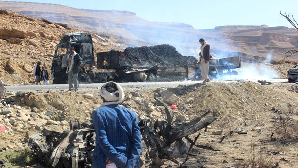Situación en Saada, Yemen - Sputnik Mundo