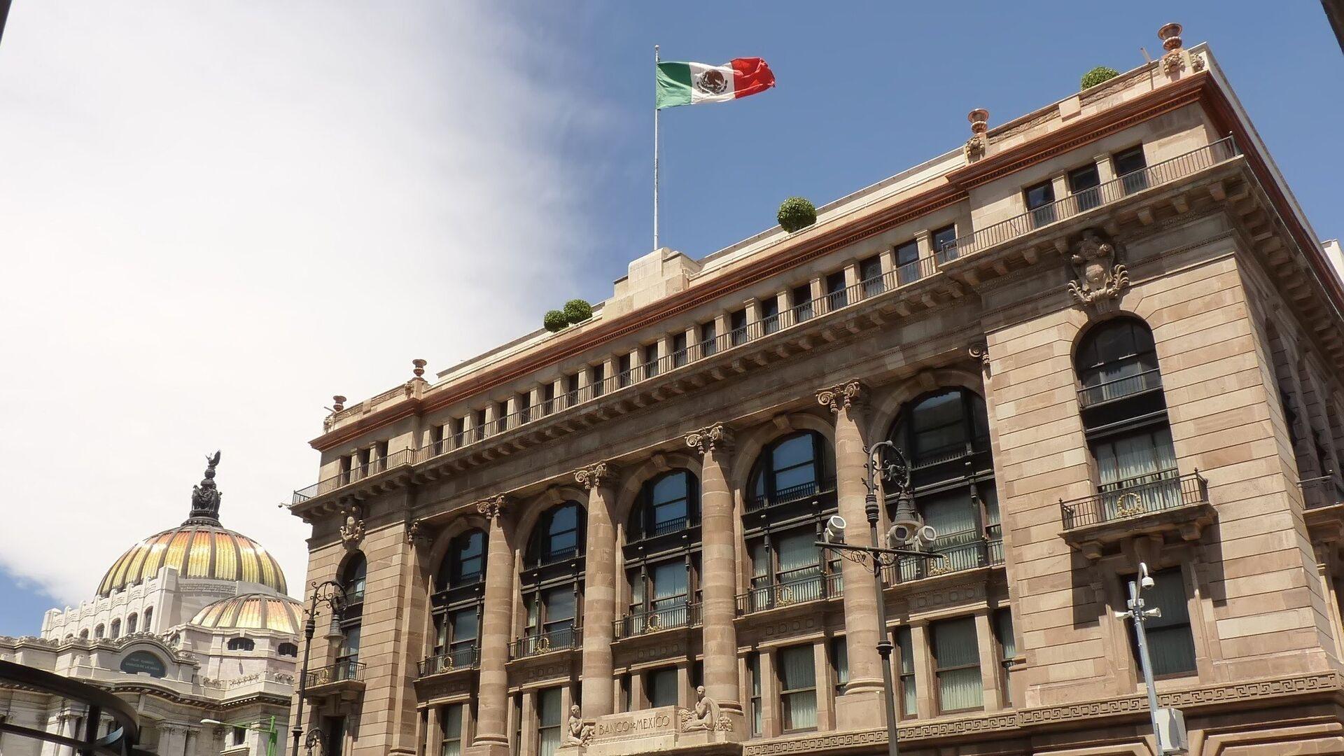 Banco de México - Sputnik Mundo, 1920, 21.02.2021