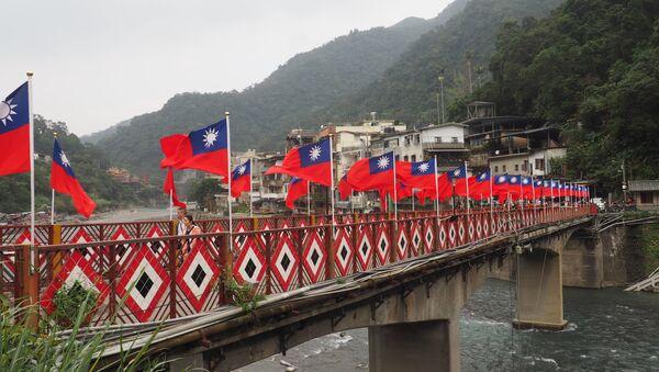 Banderas de Taiwán - Sputnik Mundo