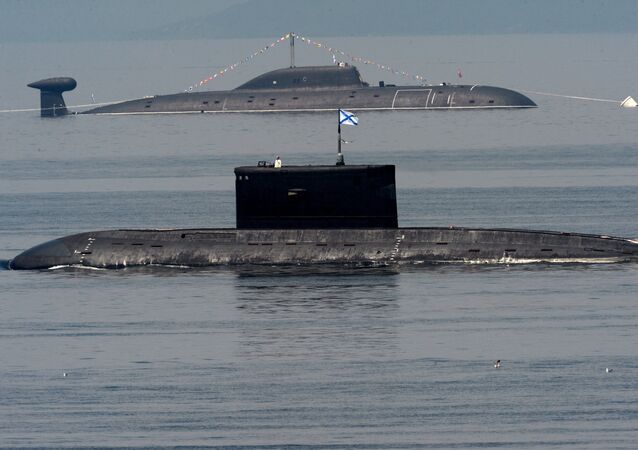 Submarinos rusos (imagen referencial)