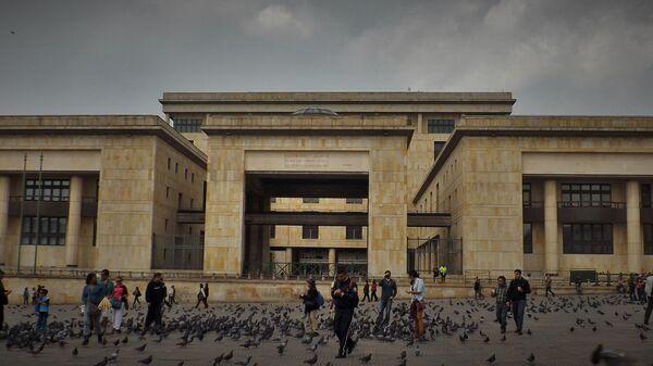 Palacio de Justicia de Colombia - Sputnik Mundo
