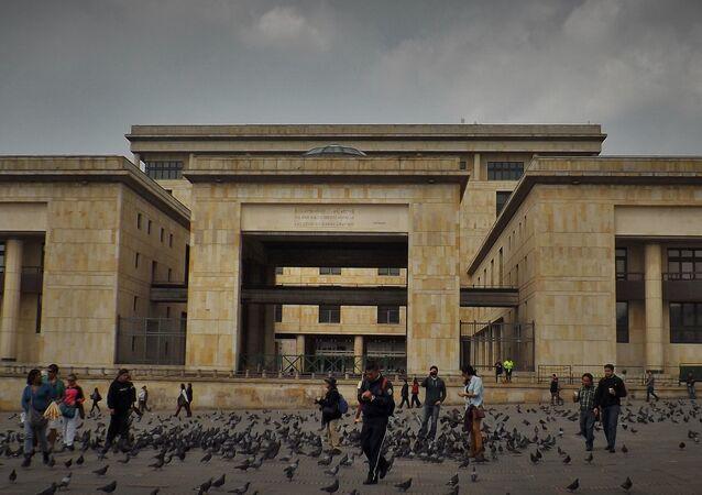 Palacio de Justicia de Colombia