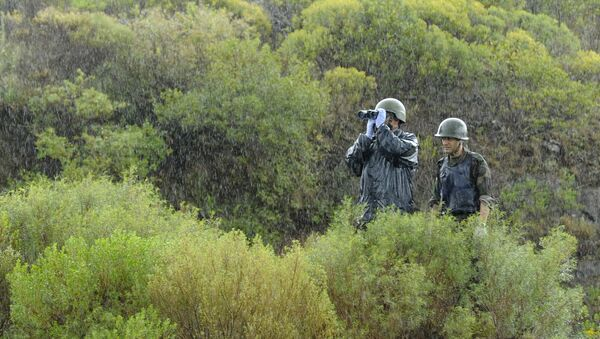 Soldados del Ejército uruguayo - Sputnik Mundo