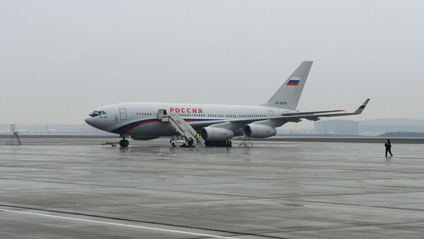 Avión Il-96 - Sputnik Mundo