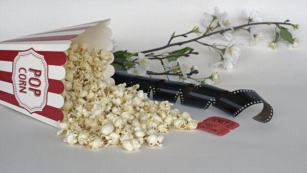 Popcorn en el cine - Sputnik Mundo