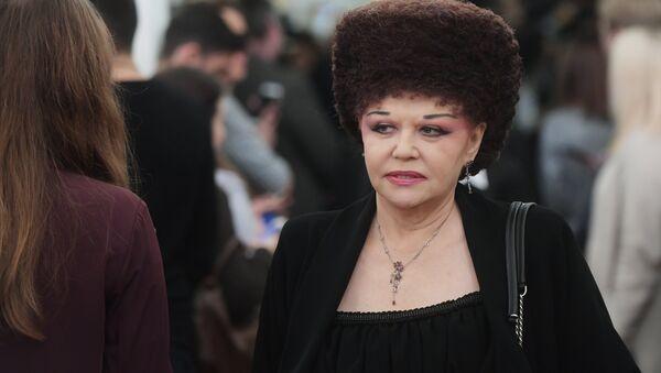 Valentina Petrenko, senadora rusa - Sputnik Mundo