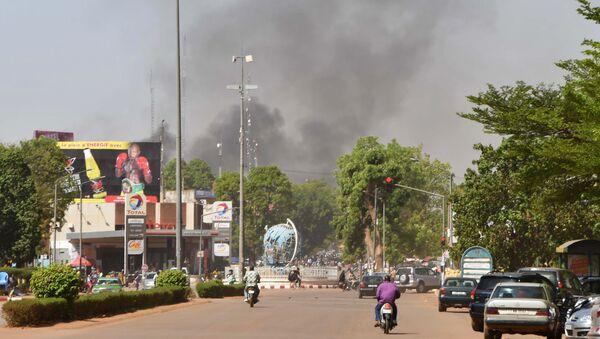 Atentado en Burkina Faso - Sputnik Mundo