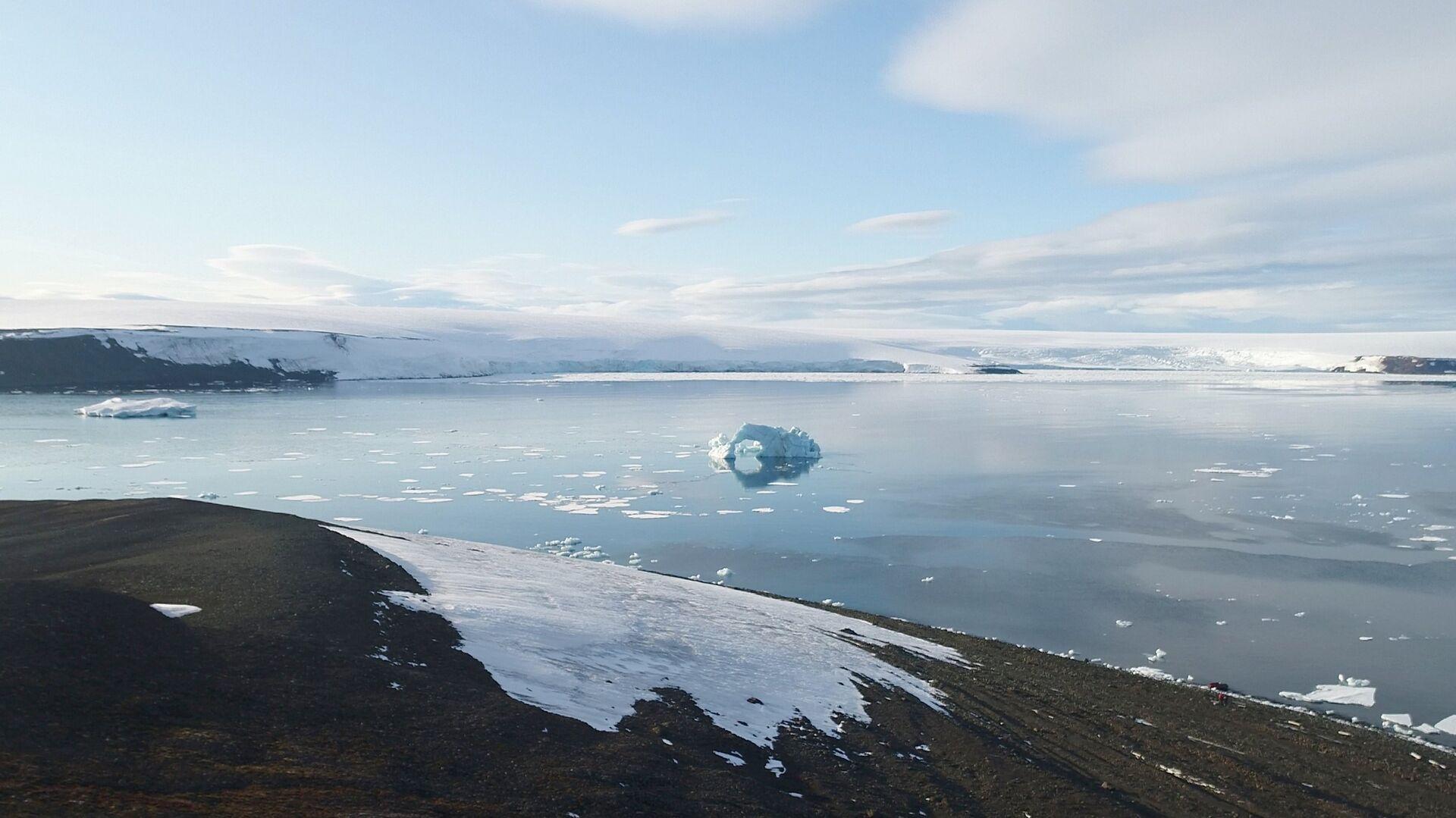Ártico (imagen referencial) - Sputnik Mundo, 1920, 20.05.2021