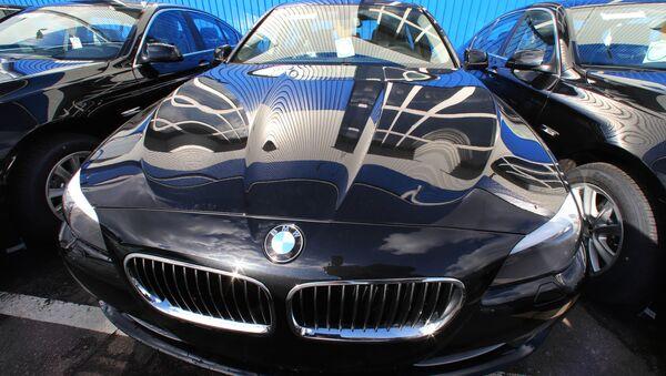 Automóviles alemanes BMW (archivo) - Sputnik Mundo