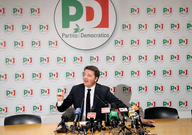 Matteo Renzi, primer ministro de Italia