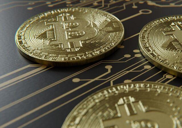 Bitcoin (imagen referencial)