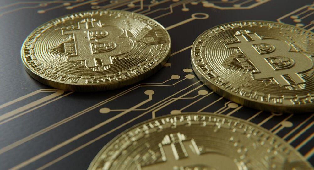 Bitcóin (imagen referencial)