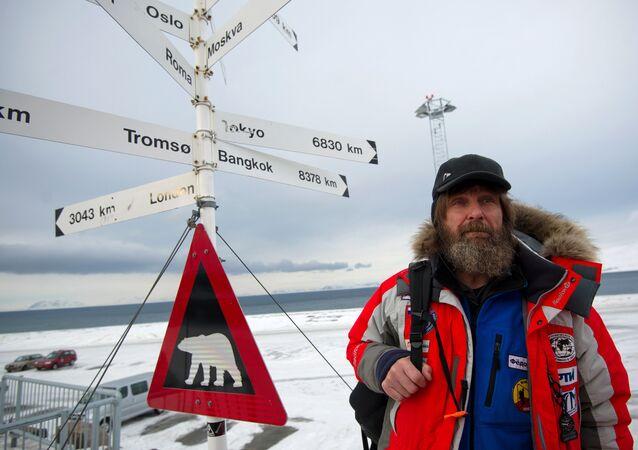 El aventurero ruso Fiódor Kóniujov