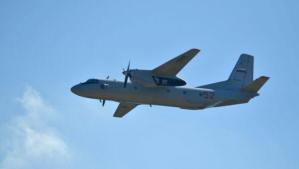 Avión militar ruso An-26 - Sputnik Mundo