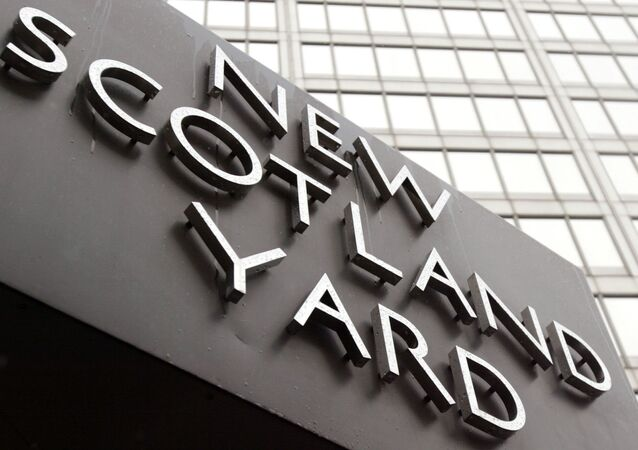 Logo de Scotland Yard (archivo)
