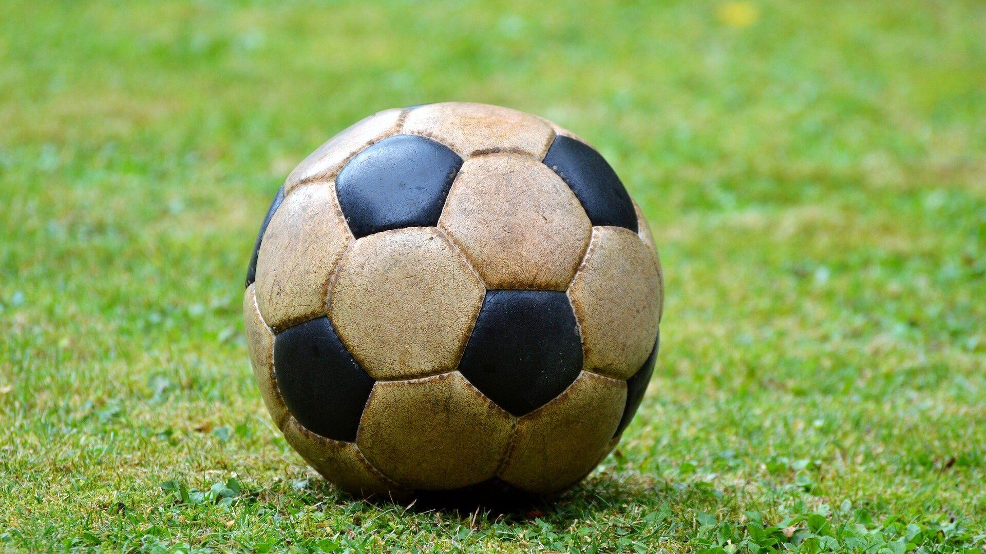 Balón de fútbol - Sputnik Mundo, 1920, 20.05.2021