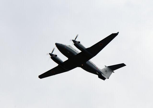 Un aeronave Beechcraft B350