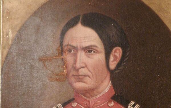 Juana Azurduy, heroína de la independencia de Bolivia y de Argentina - Sputnik Mundo