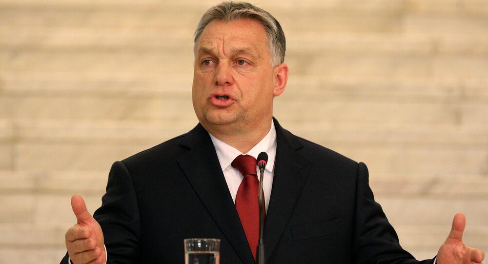 Viktor Orban, primer ministro húngaro