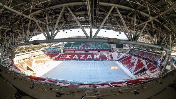 El estadio Kazan Arena - Sputnik Mundo