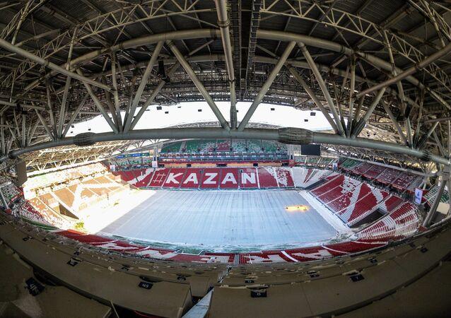 El estadio Kazan Arena