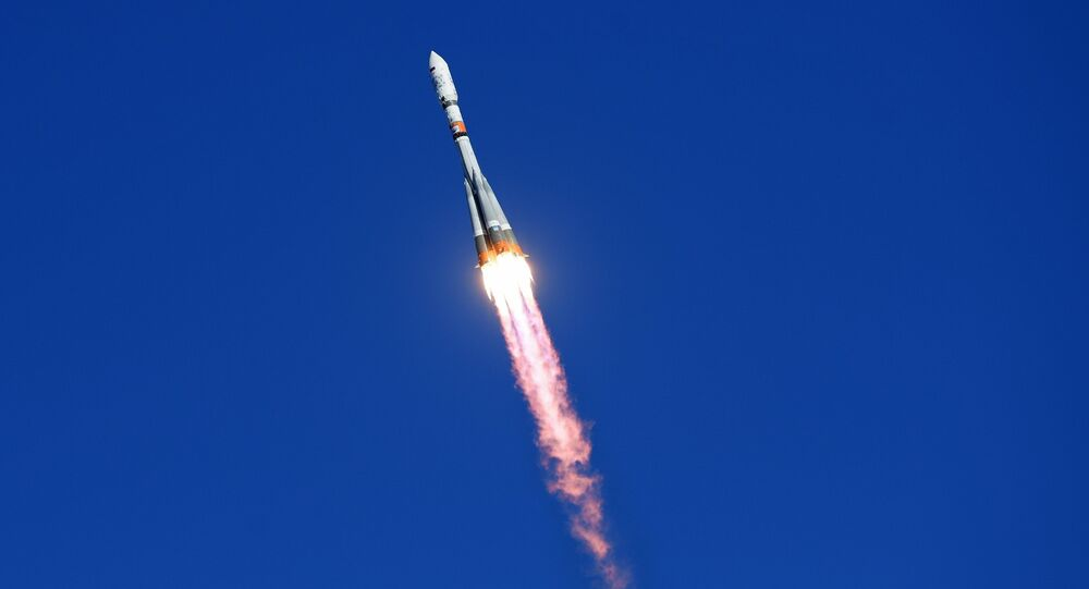 Cohete Soyuz (imagen referencial)