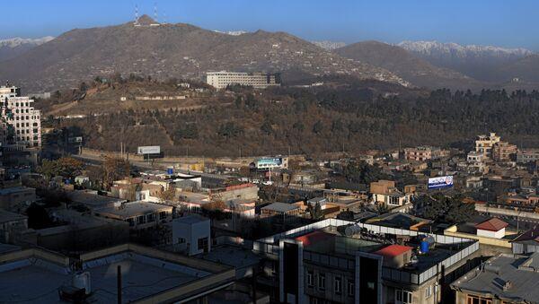 Kabul, capital de Afganistán - Sputnik Mundo