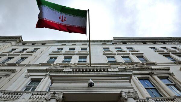 Embajada de Irán en Londres - Sputnik Mundo