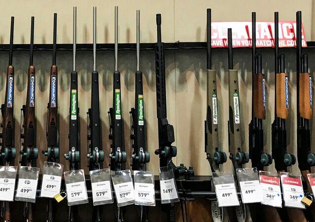 Venta de armas en EEUU