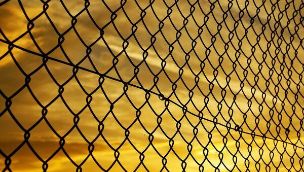 Una valla, imagen referencial - Sputnik Mundo