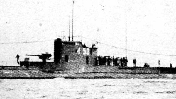 El submarino I-52 - Sputnik Mundo