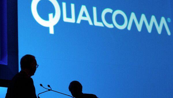 Logo de Qualcomm - Sputnik Mundo