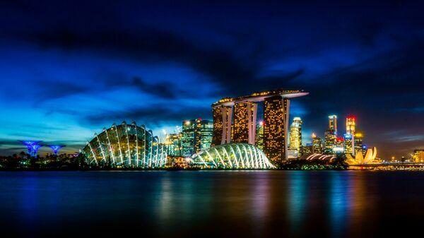 Singapur, foto de archivo - Sputnik Mundo