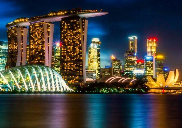 Singapur, foto de archivo