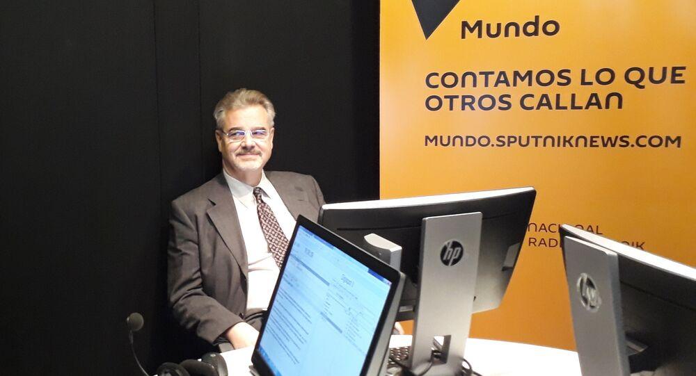 Nikolái Sofinski, el embajador ruso en Uruguay