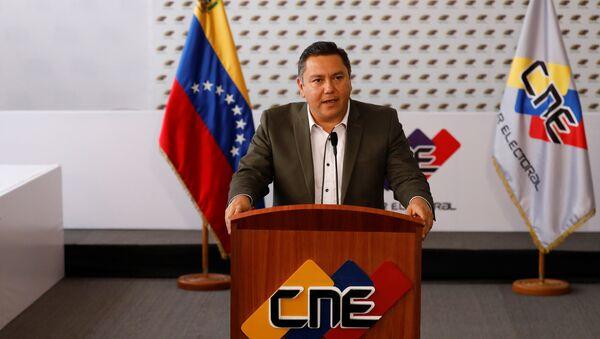 Javier Bertucci, candidato a la presidencia de Venezuela (archivo) - Sputnik Mundo