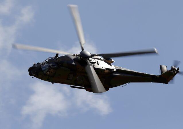 Helicóptero militar NH90