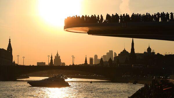 El parque Zariadie de Moscú - Sputnik Mundo