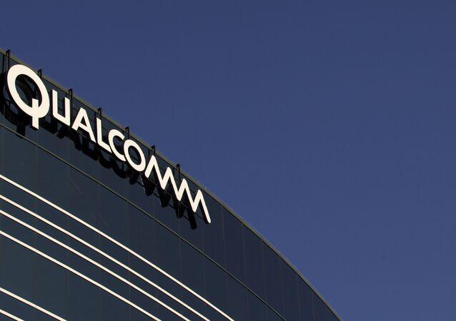 Logo de la empresa Qualcomm