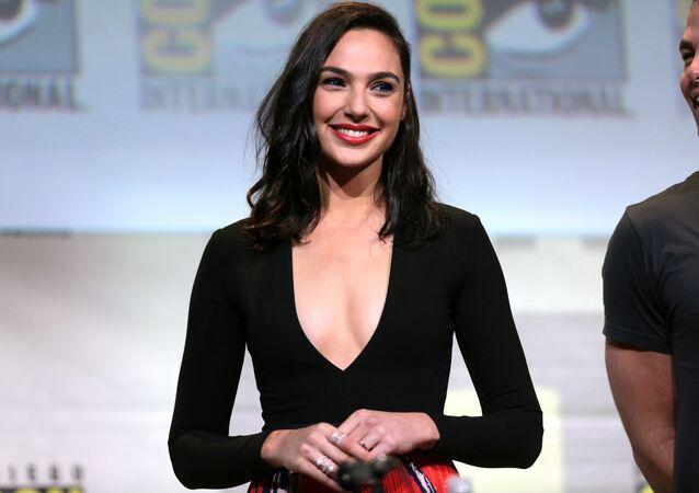 La actriz israelí Gal Gadot
