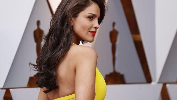 Eiza González, actriz y cantante mexicana - Sputnik Mundo