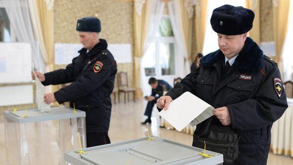 Elecciones presidenciales en Crimea, Rusia - Sputnik Mundo