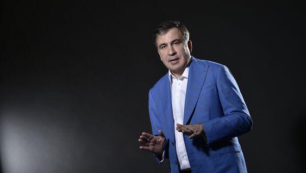Mijaíl Saakashvili - Sputnik Mundo