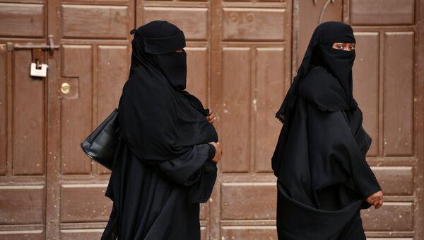 Unas mujeres saudíes - Sputnik Mundo
