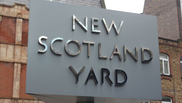 Logo de Scotland Yard - Sputnik Mundo