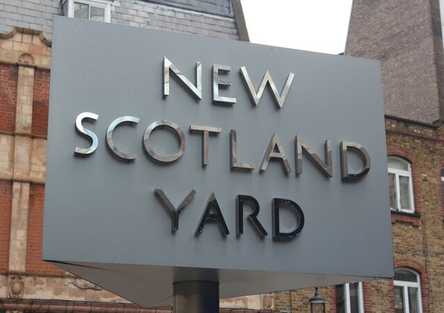 Logo de Scotland Yard