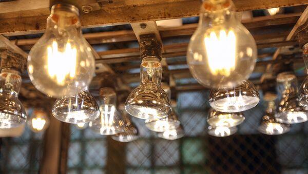 Unas lámparas - Sputnik Mundo