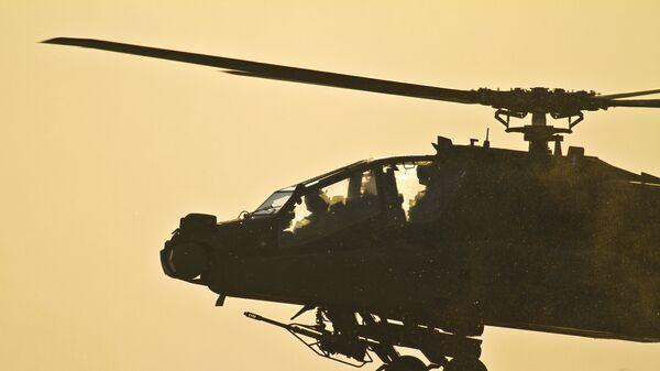 Helicóptero militar - Sputnik Mundo