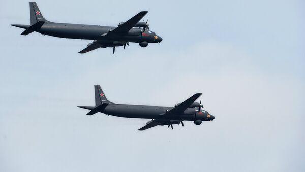 Avión Il-38N, foto de archivo - Sputnik Mundo